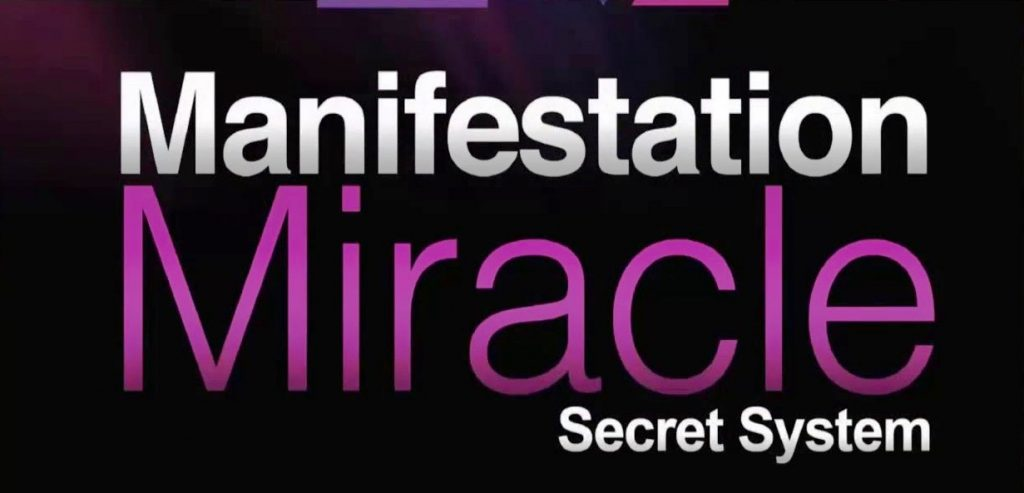manifestation-miracle -life changing influencer